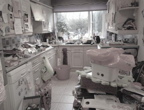 Kitchen Declutter (on BBC Radio Derby)