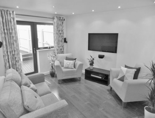 Home makeover Derbyshire