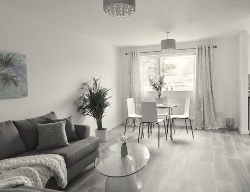Maisonette Show Home, Nottingham