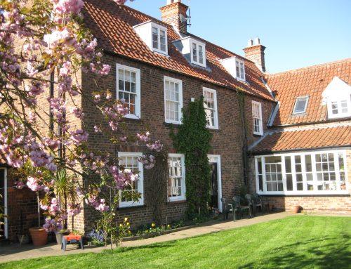 Period farmhouse near Beverley